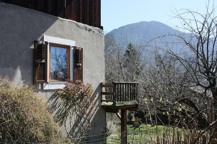 Gite de vacances à Passy au pays du Mont Blanc