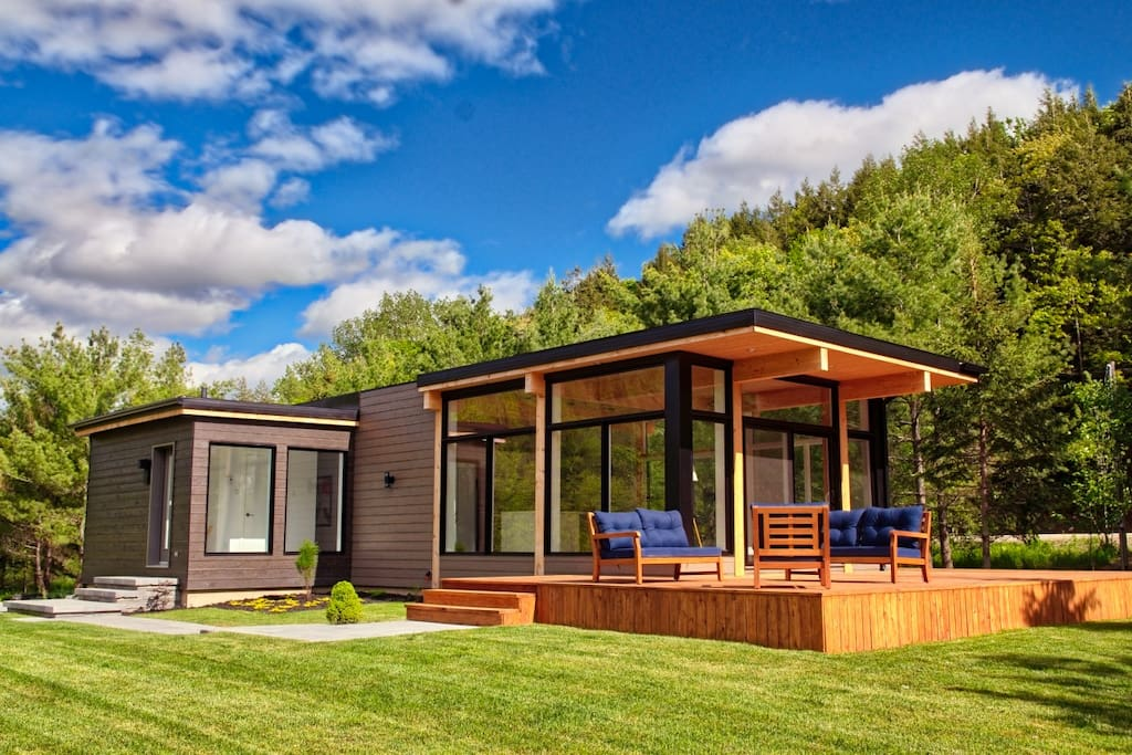 Cozy wakefield cabin houses for rent in wakefield for Wakefield house