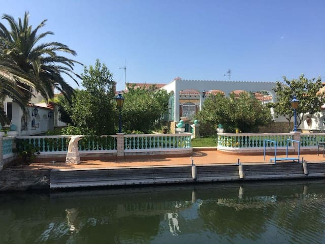 Wonderful villa at the canals - Casa Peperoni