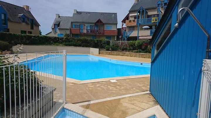 """Appartement """" Résidence de la Varde""""  avec piscine"""