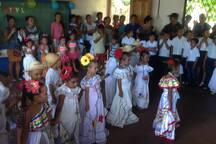 OYEP (Ometepe Youth Education Program) pre-schoolers' performance...