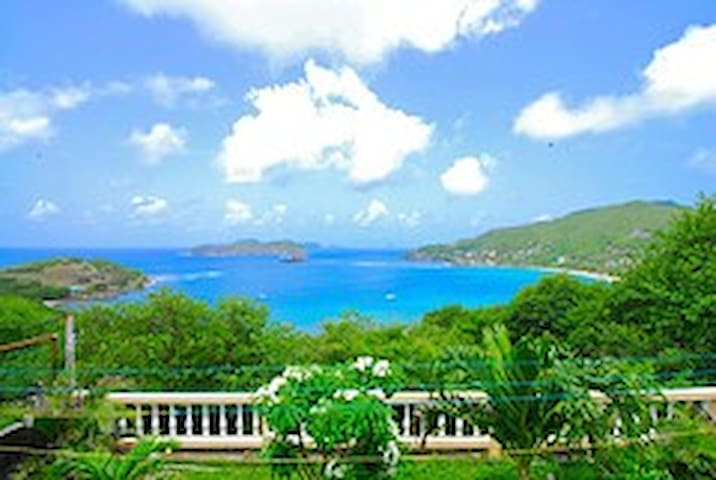 Friendship View Studio  - Bequia - Casa