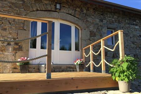 L'appart à la cambrousse - Saint-André-en-Vivarais - Lägenhet
