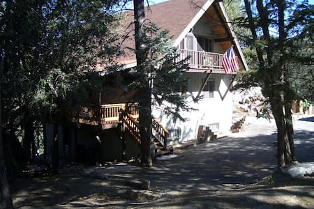 IDYLLWILD-PINE COVE BED & BREAKFAST ANGELS LANDING - Idyllwild-Pine Cove - Bed & Breakfast