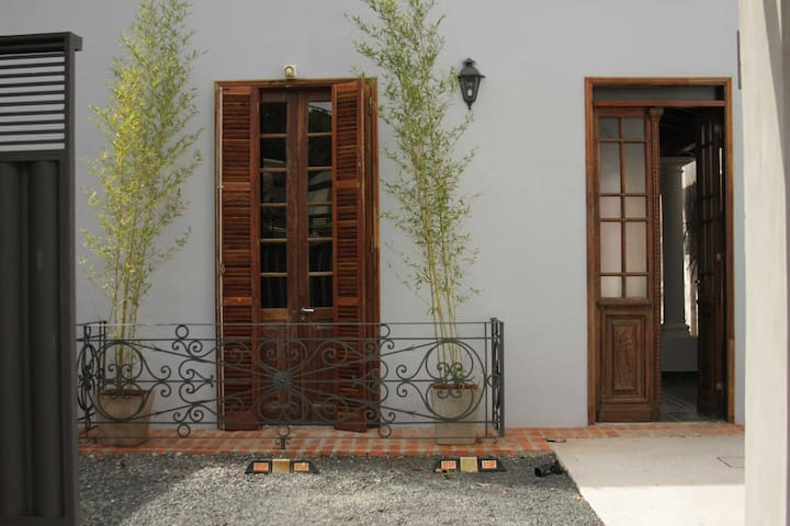 Large studio flat in bed&breakfast - Asuncion