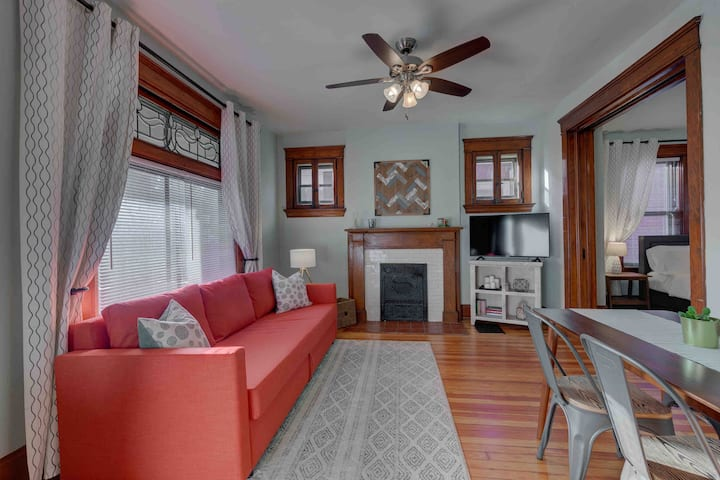 Cozy Covington Apartment close to downtown Cincy