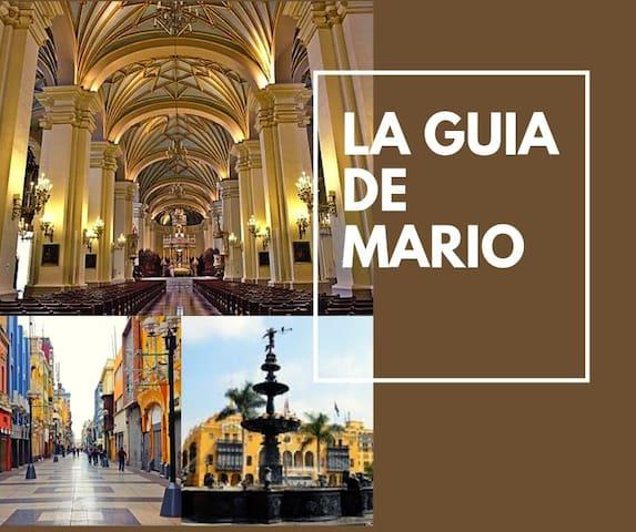 La guía de Mario Alfonso