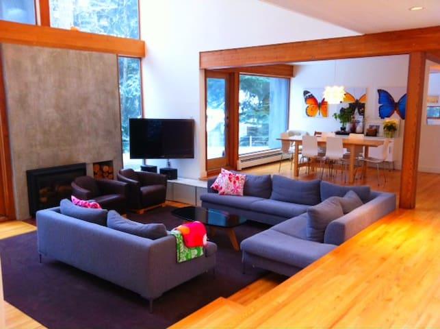 Westcoast Contemporary - Families - Severní Vancouver - Dům