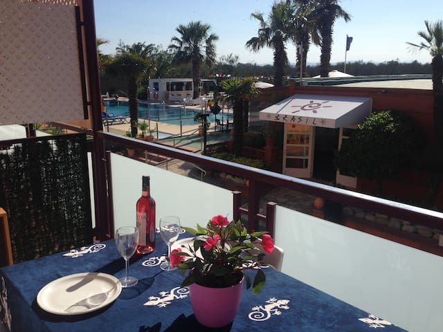 Comfortable beach side apartament-A9 - Els Griells - Appartement