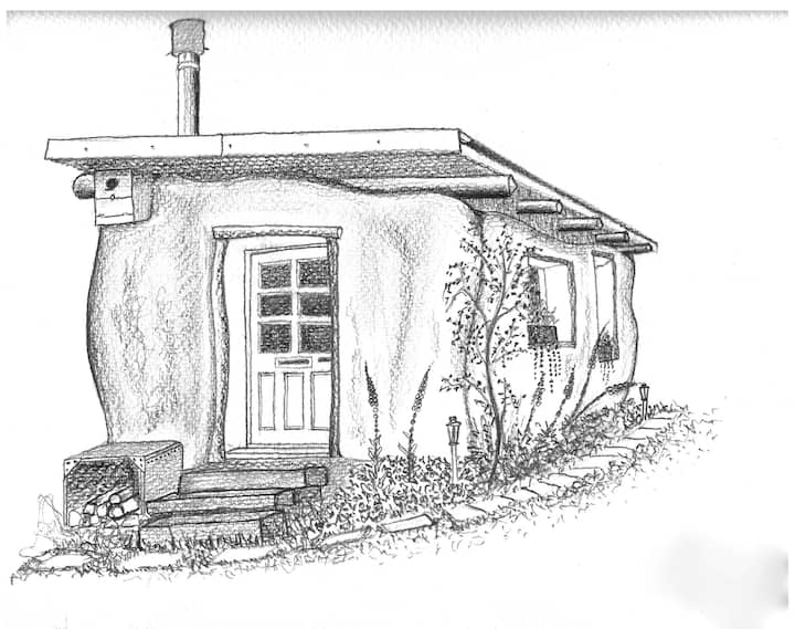Romantic Sussex  eco lodge/retreat