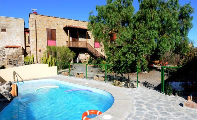 Casa Rural La Venta - La Atarjea - Granadilla de Abona - Casa