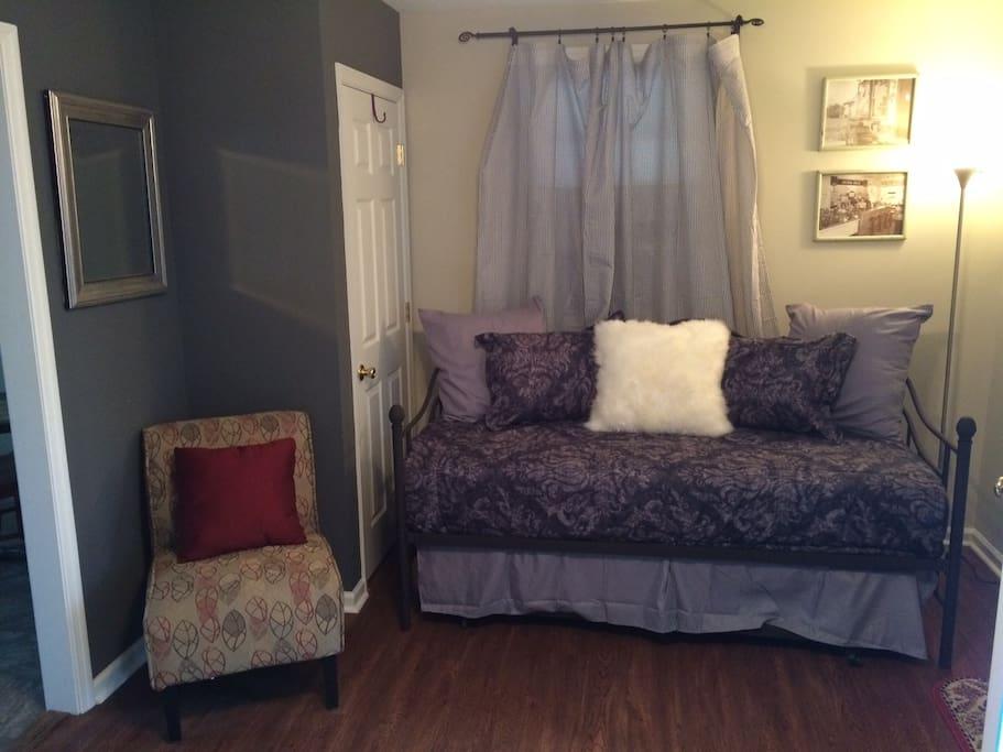 livingroom in house 1