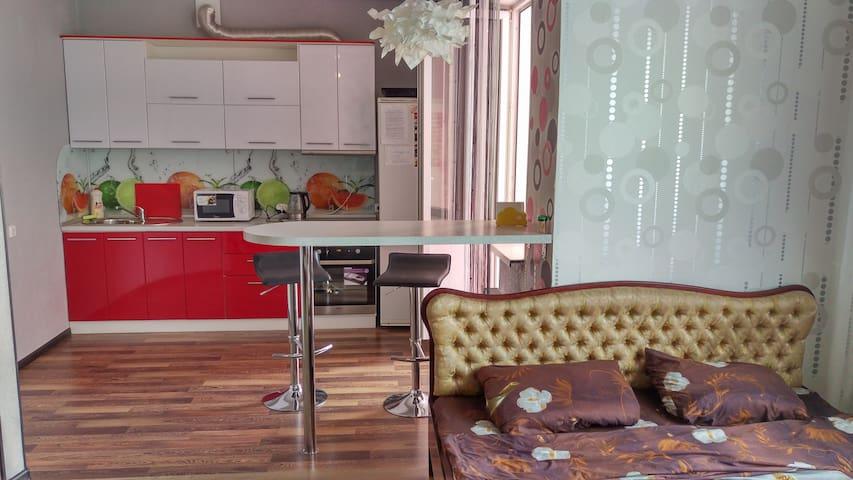 Квартира для комфортного отдыха и работы - Ufa - Apartment