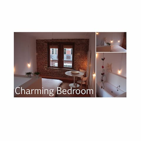 Charming stay on top location !!!