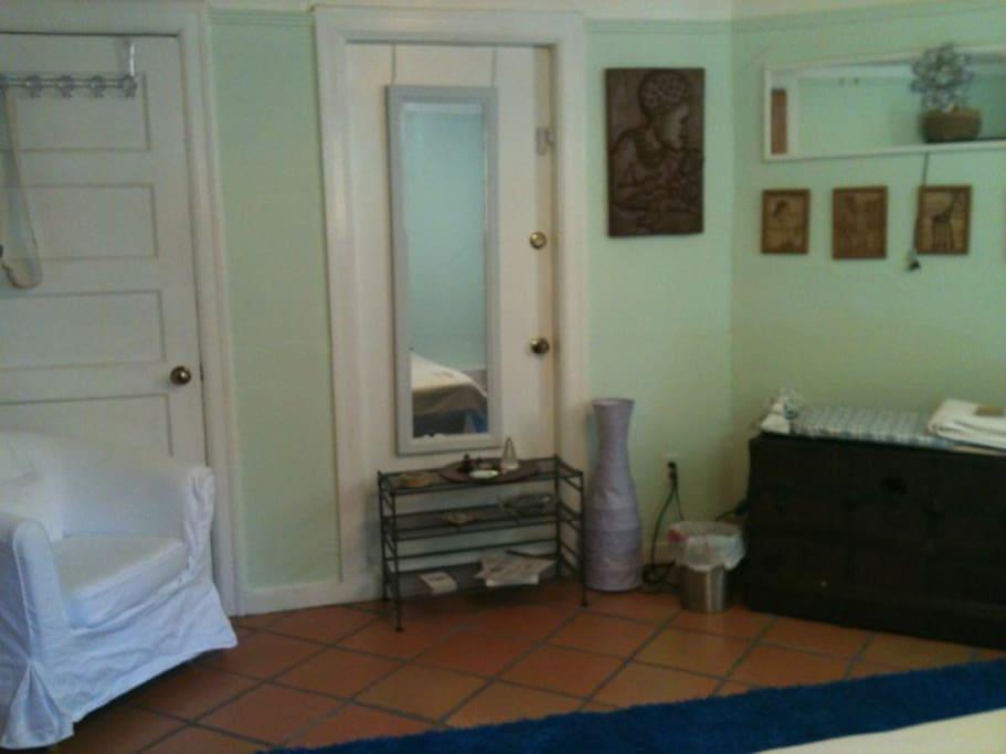 Bedroom2 view2