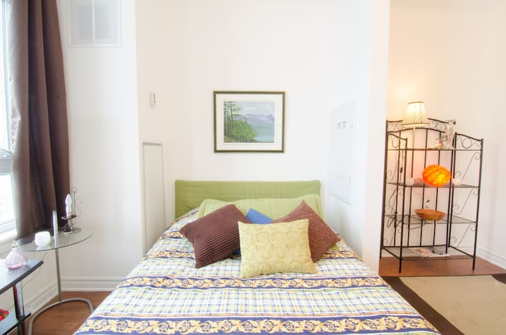 Smart flat near Center&Glebe+Garage