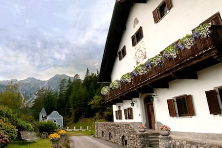 AlpenRetreat, Tyrol, Mountain suite - Nassereith - Дом