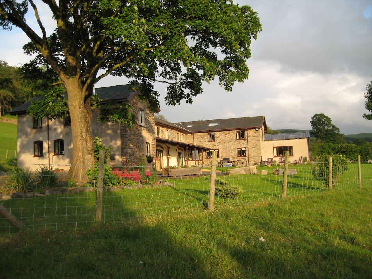 Bwlch Cottage @ Plas Tan Y Bwlch
