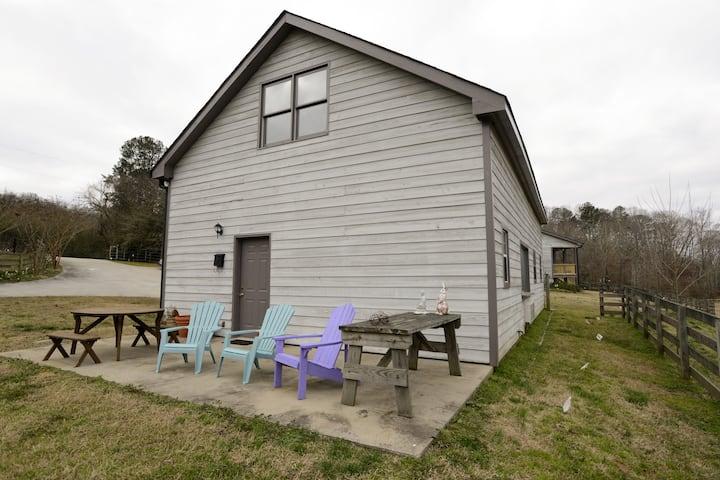 Peaceful Farm Setting Near Atlanta