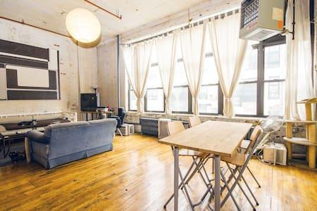 Lively loft! - Brooklyn