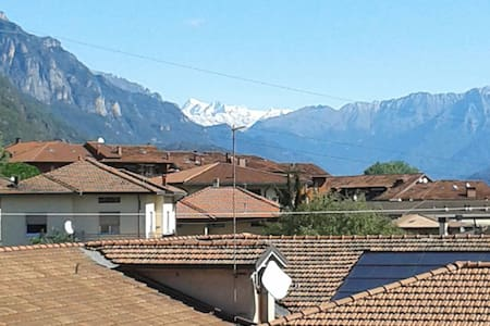 Apartment with great mountain views - Costa Volpino - Apartment