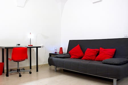 Napoli Residenza Maiorani red - Naples - Apartment