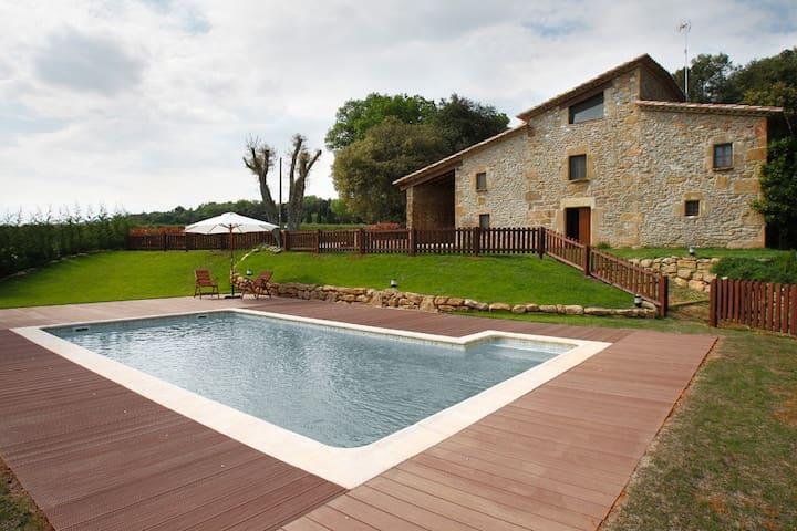 RURAL HOUSE CAL RAJOLER SANT MEDIR - Canet d'Adri - Rumah