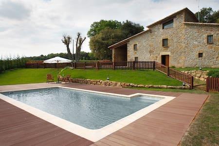 RURAL HOUSE CAL RAJOLER SANT MEDIR - Canet d'Adri - Casa