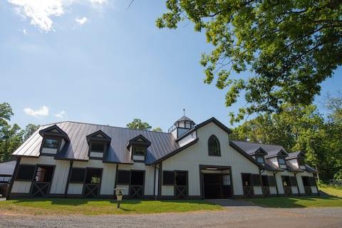 The Barn at Belgrove