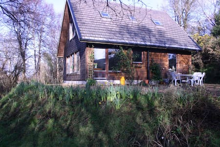 Westport,Co. Mayo Knappagh Snug - woodland retreat - Knappaghmore - Dom
