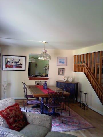 shared dinning room