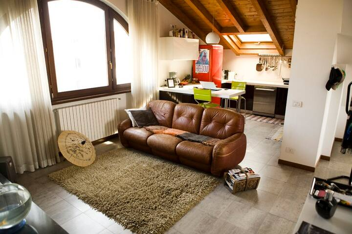 90mq apt. Milan,Monza,Como,Bellagio - Villa Raverio - Lägenhet