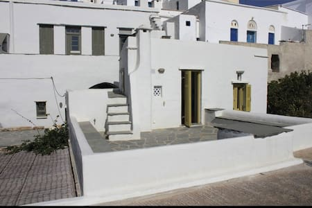 House in Tinos island, Aegean Sea - Isternia village - Дом