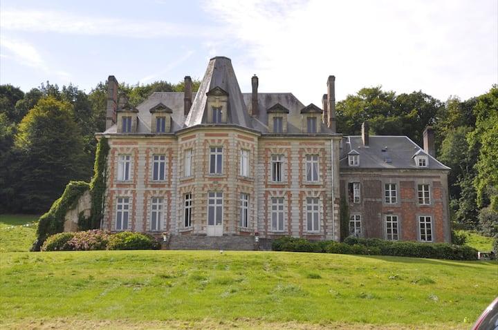 Gîte du château de la Caloterie