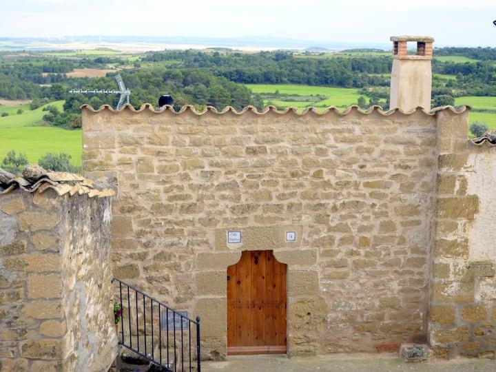 Casa Laste, tradicional y bonita