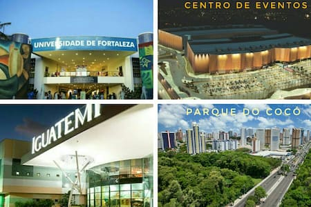 UH1-Centro de Eventos-Cocó-Iguatemi-Unifor!