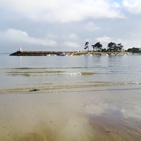 Charmante maison bord de mer