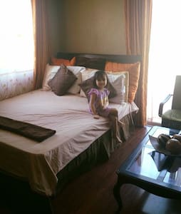 Charming and private cozy rooms - Santa Rosa city  - Talo