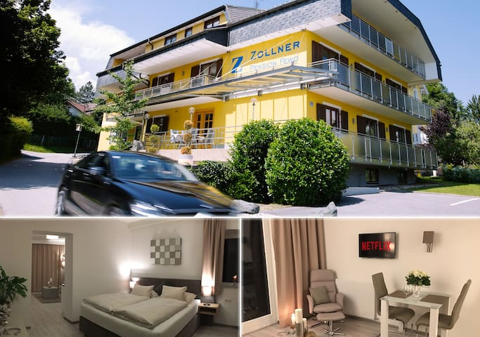 FEWO Apartements Villach Pension Zollner