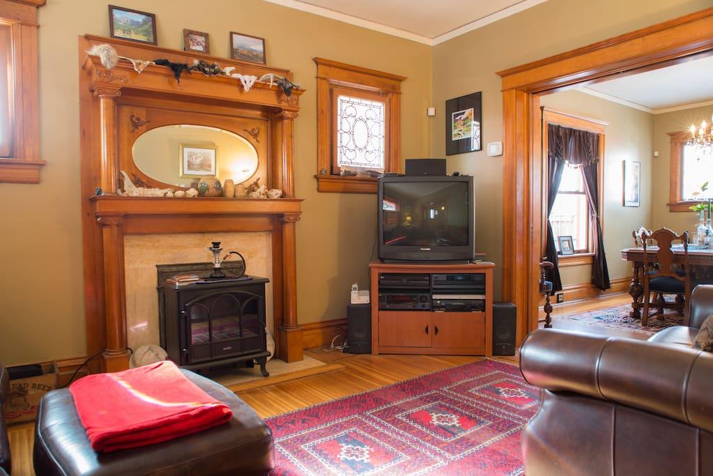 Living Room (Main Floor)