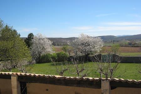 Le bon Plan, property of XVIII ° - Simiane-la-Rotonde