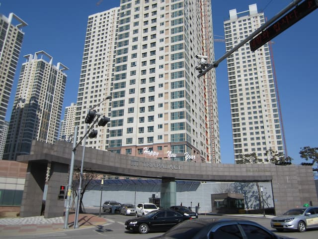 Samsung Apartment@Asan / Chunan - Asan-si - Leilighet