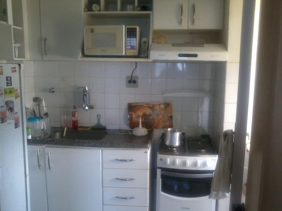 Cozinha planejada..