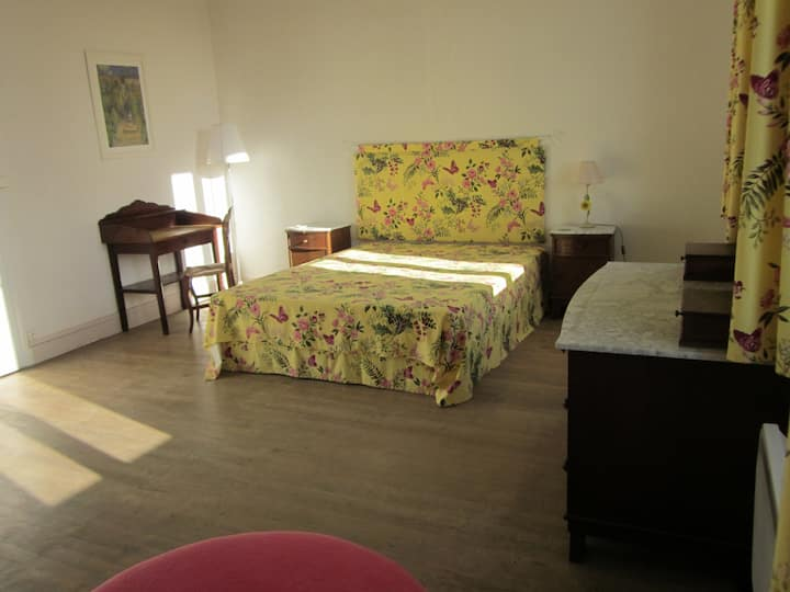 Double room Monet in the vineyards