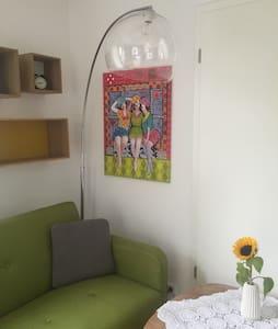 SeeGlück-Gemütliches Zimmer mit TV - Konstanz - Bed & Breakfast