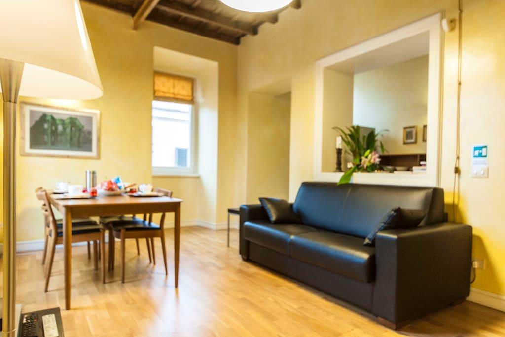Fantastic apartment behind Pantheon