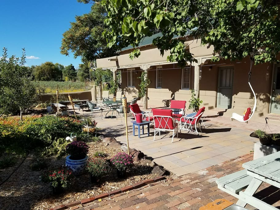 Manzana Patio & Firepit
