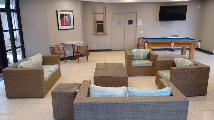 Lounge/Salão de festas