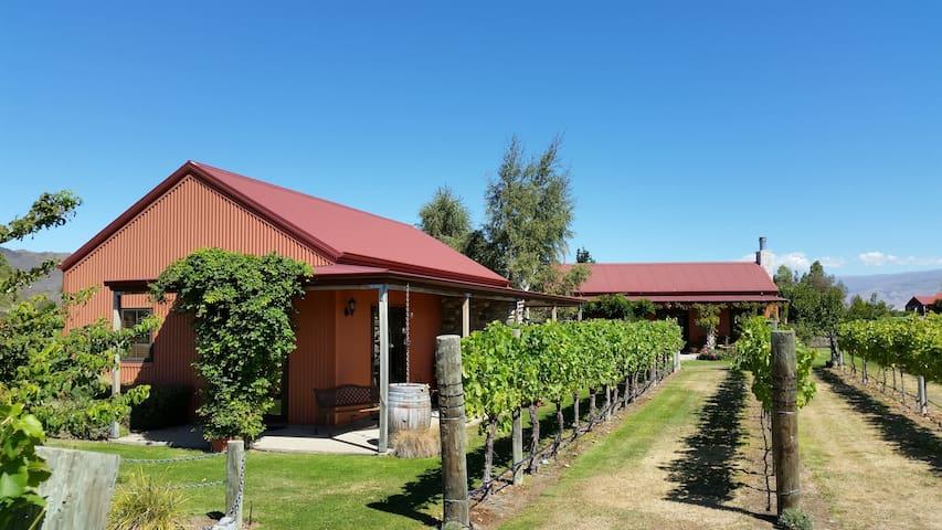 River Rock Estate Vineyard Room