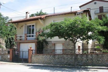 Villa au pied du Mont Canigou - Vernet-les-Bains
